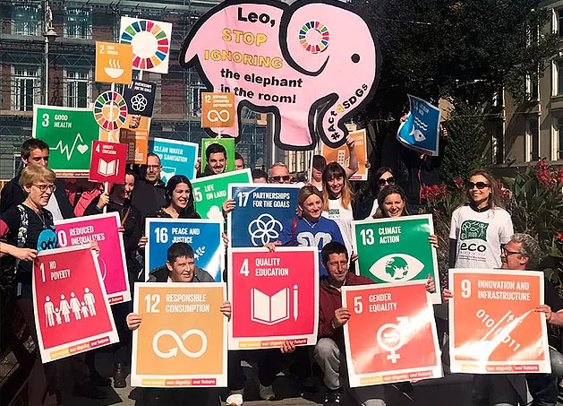 Ireland: SDGs in Ireland