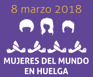 WOMEN OF THE WORLD ON STRIKE: the Spanish Platform of NGDOs (CONGDE) supports and joins the International Feminist Strike on 8 March