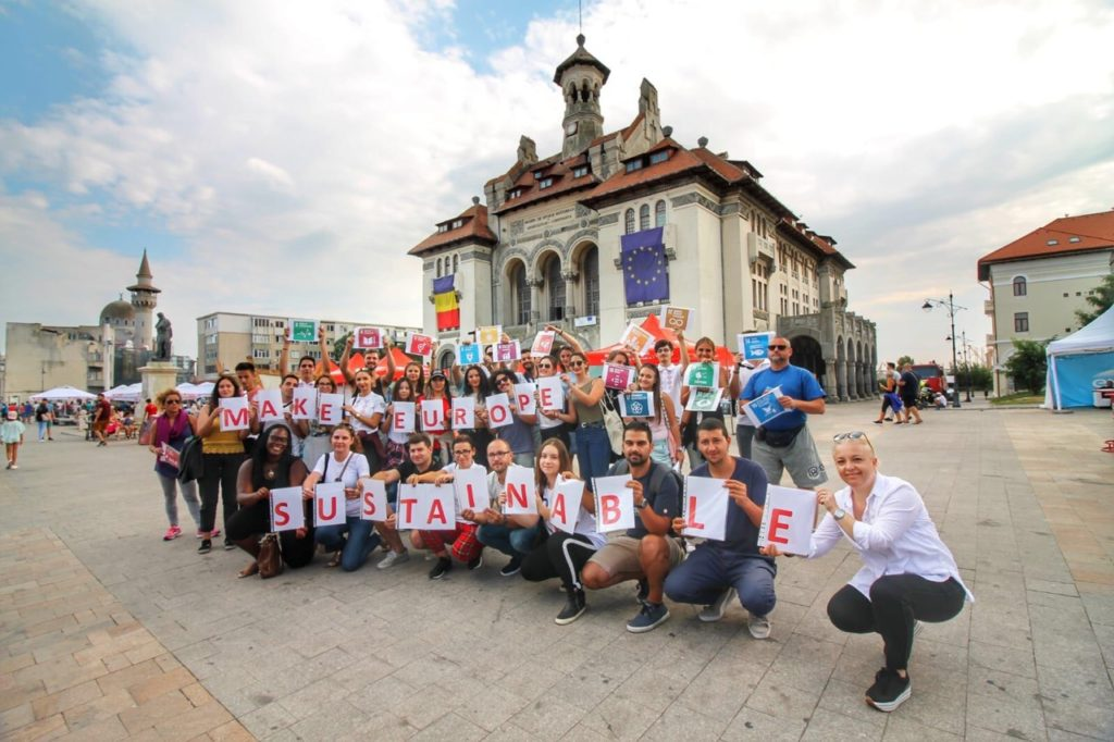 Let's Make Romania and Europe Sustainable for All