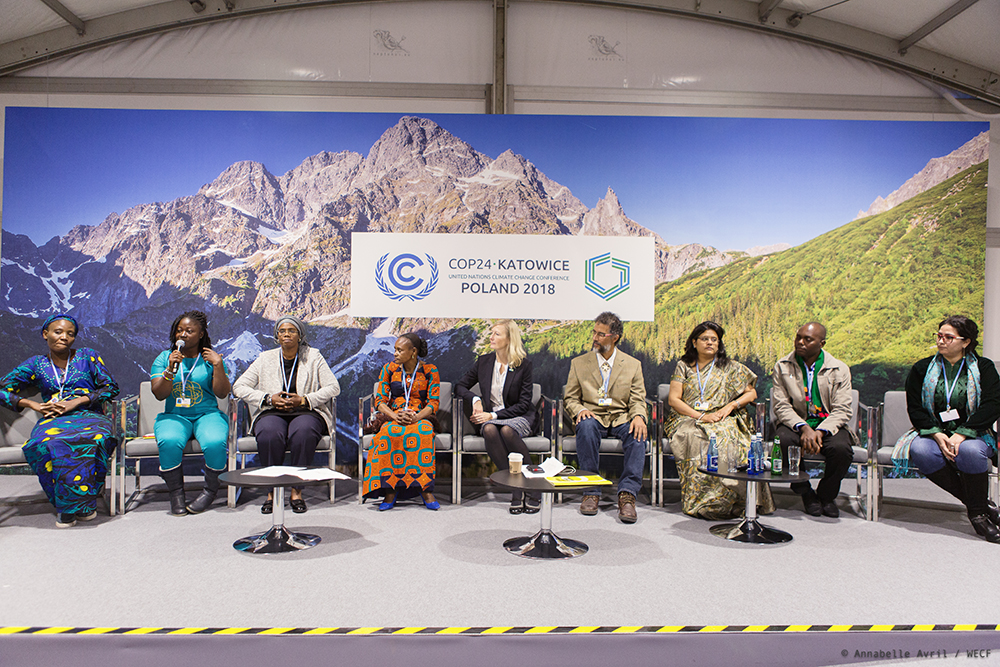 Meet the Winners of the Gender Just Climate Solutions Award at COP24
