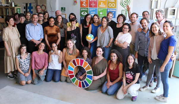 """Partners' Meeting """"Make Europe Sustainable for All""""  in Athens"""