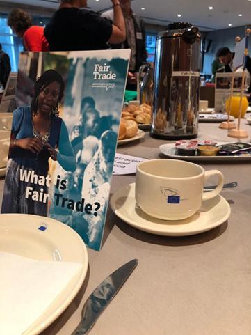 Fair Trade European Parliament Breakfast