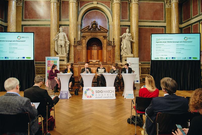 SDG Forum 2019: Quo vadis Austria?
