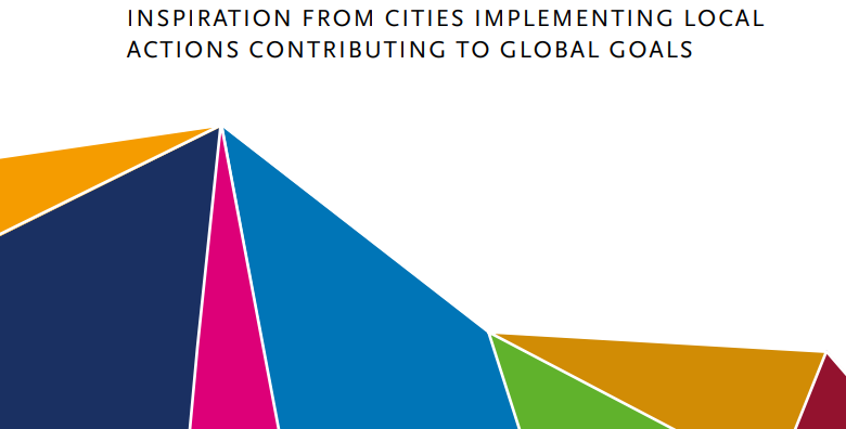 New guidance document presents towns and cities with 15 pathways to localise the SDGs