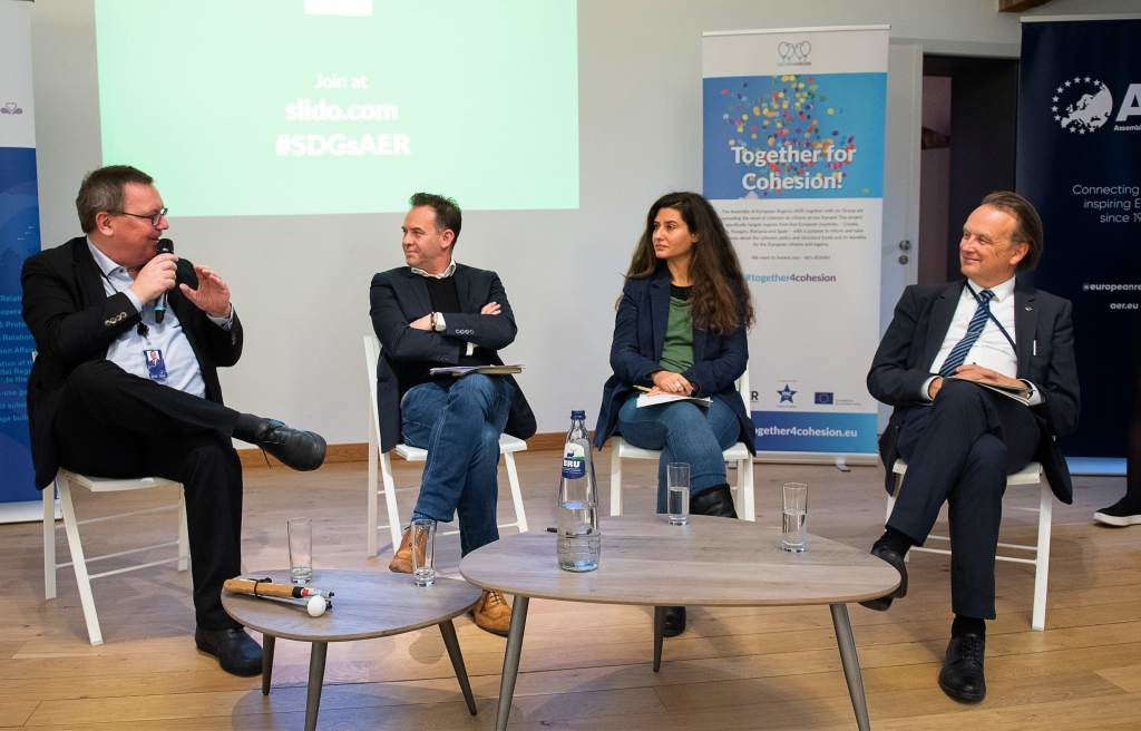 Glocalising the SDGs – Moving Together in the Right Direction