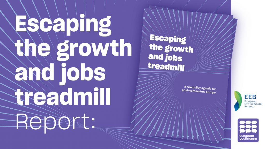 Escaping the jobs and growth treadmill