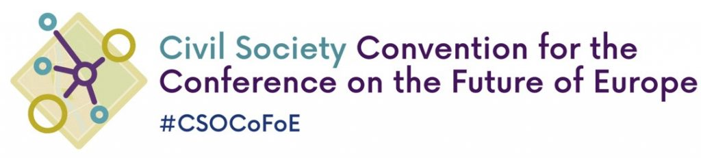 Civil Society Convention for the Conference on the Future for Europe